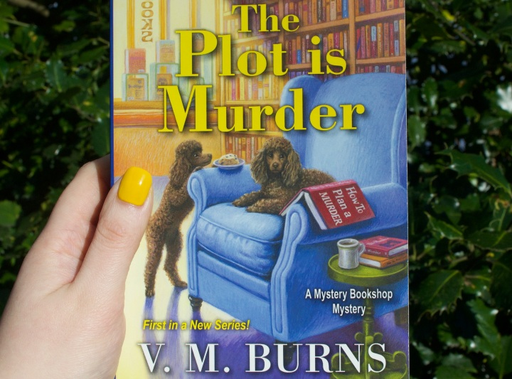 Book Review: The Plot is Murder by V. M.Burns!